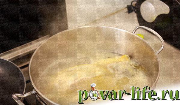 Холодец из курицы с желатином