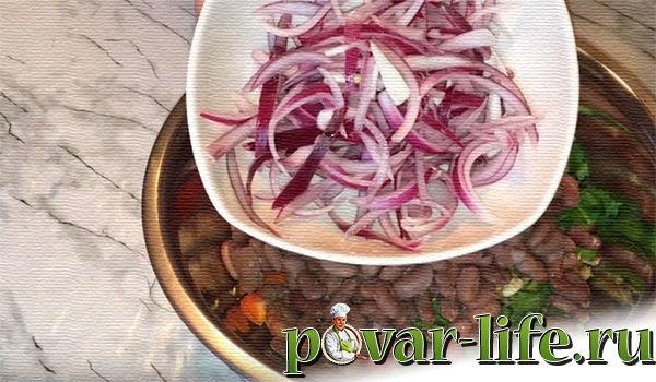 """Салат без майонеза """"Тбилиси"""""""