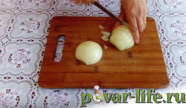 Зразы с яичной начинкой