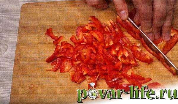 Быстрый рецепт капусты провансаль