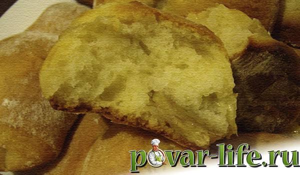 Печенье на простокваше «Бабушкин рецепт»