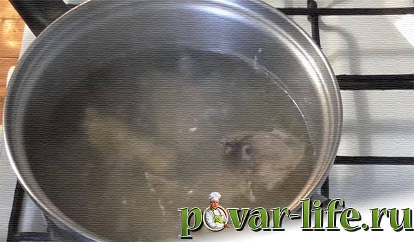 Вкусный гречневый суп с курицей