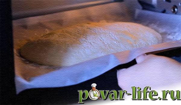 Рецепт домашней чиабатты