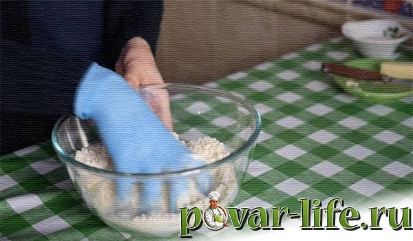 Рецепт вкусного печенья на кефире