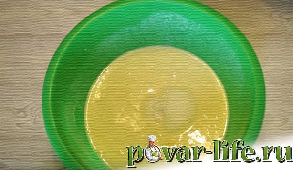Вкусные вергуны на кефире к чаю