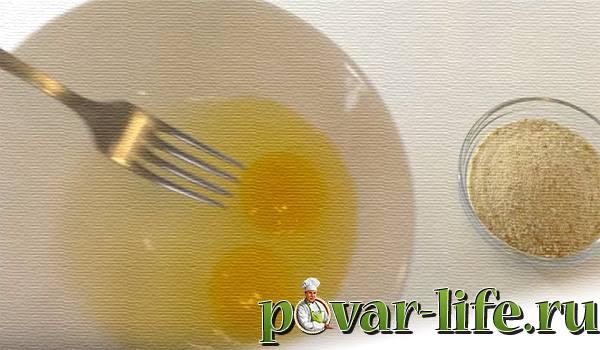 Вкусные сырные палочки в панировке