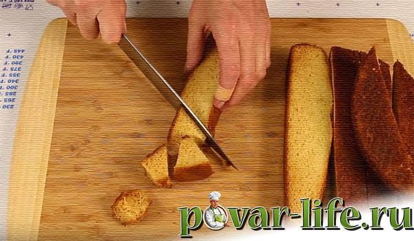 "Рецепт торта ""Вулкан"" в домашних условиях"
