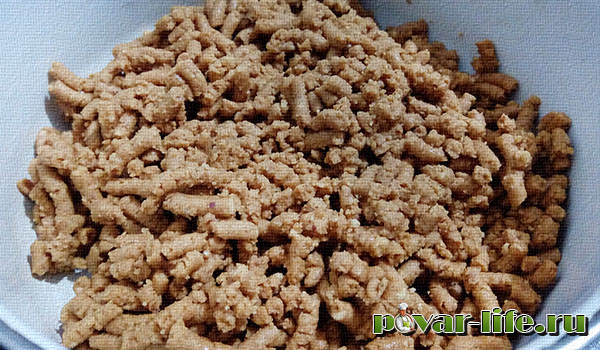 Десерт из арахиса с фото