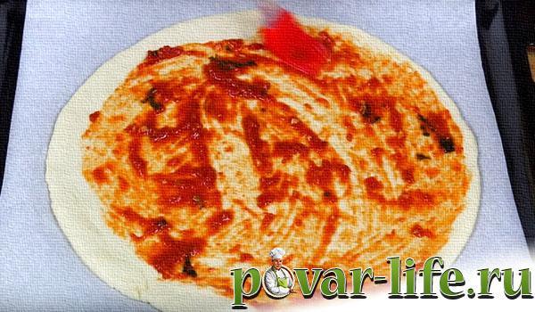 Пицца 4 сыра рецепт в домашних условиях в духовке пошаговый рецепт с
